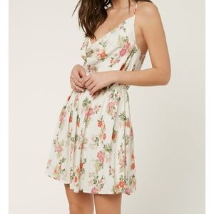 O'Neill Ashby Floral Dress